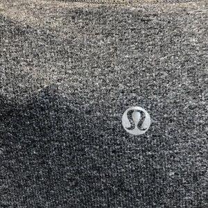 lululemon athletica Dresses - Lululemon gray swiftly sleeveless dress sz 4 61723
